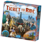Plaid Hat Games Ticket to Ride: Map Collection 6 - France