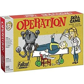 USAopoly Fallout Operation