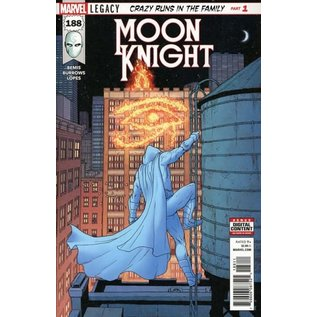 Marvel Comics Moon Knight #188 (2018)