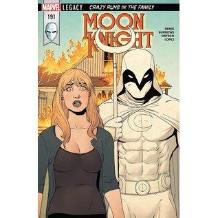 Marvel Comics MOON KNIGHT #191 (2018)