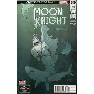 Marvel Comics MOON KNIGHT #192 (2018)