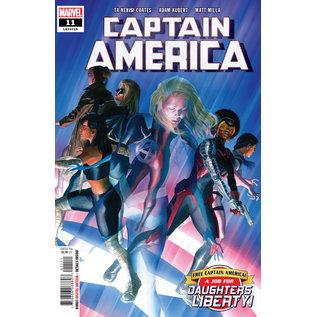 Marvel Comics CAPTAIN AMERICA #11 (2019)