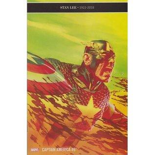 Marvel Comics CAPTAIN AMERICA #06 (2019)