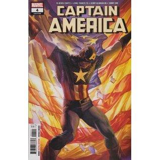 Marvel Comics CAPTAIN AMERICA #04 (2019)