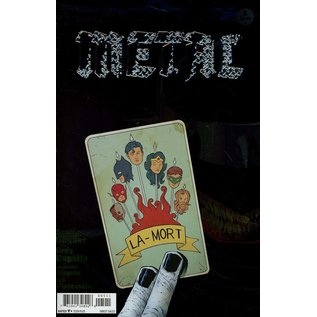 DC Comics Dark Nights: Metal #5