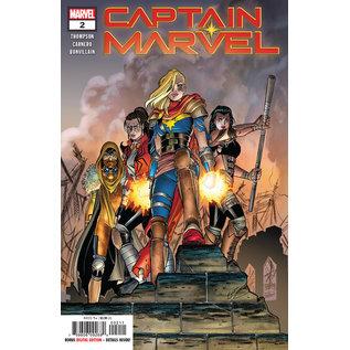Marvel Comics CAPTAIN MARVEL #02