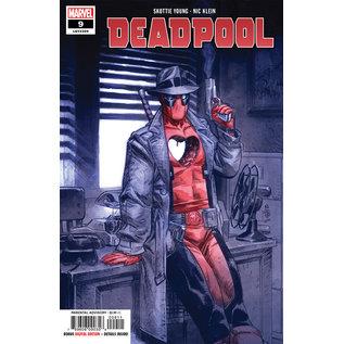Marvel Comics DEADPOOL #09 (2019)