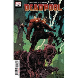Marvel Comics DEADPOOL #10 (2019)