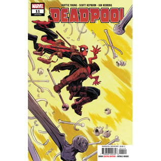 Marvel Comics DEADPOOL #11 (2019)