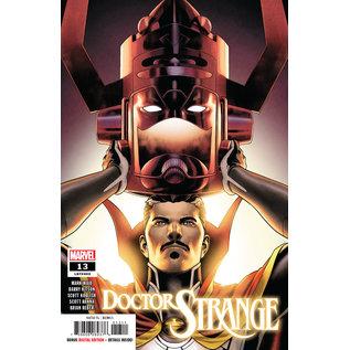 Marvel Comics DOCTOR STRANGE #13 (2019)