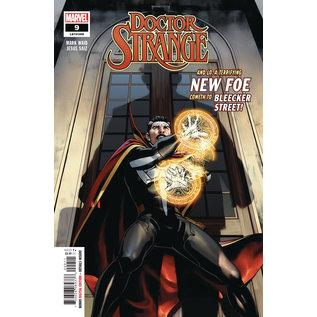 Marvel Comics DOCTOR STRANGE #09 (2019)
