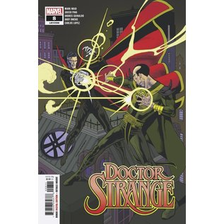 Marvel Comics DOCTOR STRANGE #08 (2019)
