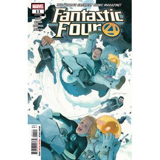 Marvel Comics FANTASTIC FOUR #11 (2019)