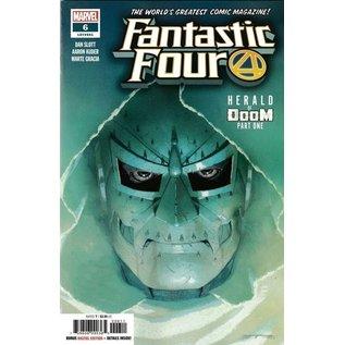 Marvel Comics FANTASTIC FOUR #06 (2019)