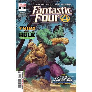 Marvel Comics FANTASTIC FOUR #12 (2019)