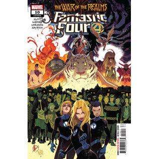 Marvel Comics FANTASTIC FOUR #10 (2019)