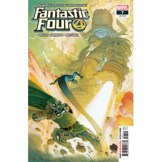 Marvel Comics FANTASTIC FOUR #07 (2019)