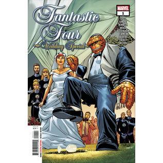 Marvel Comics FANTASTIC FOUR WEDDING SPECIAL #1