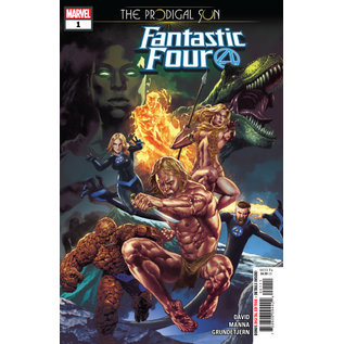 Marvel Comics FANTASTIC FOUR: PRODIGAL SUN #1