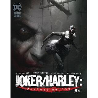 DC Comics Joker Harley Criminal Sanity #4 (Of 9)
