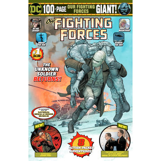 DC Comics Our Fighting Forces Giant #1