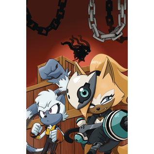 IDW PUBLISHING Sonic the Hedgehog Tangle & Whisper TP Vol 01