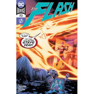 DC Comics Flash #753