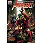 Marvel Comics Avengers #33 Khonshu Pt 1 Marvel Zombies Variant