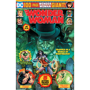 DC Comics Wonder Woman Giant #4