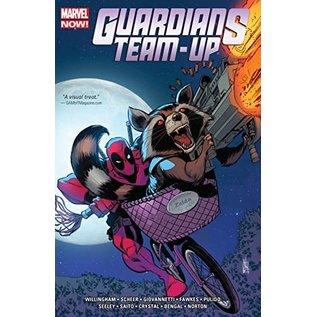 Marvel Comics Guardians Team-Up: Unlikely Story Vol 2