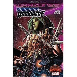 Marvel Comics GUARDIANS OF KNOWHERE