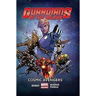 Marvel Comics Guardians of the Galaxy: Cosmic Avengers Vol 1