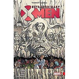 Marvel Comics Extraordinary X-Men: IVX Vol 4