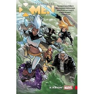 Marvel Comics Extraordinary X-Men Vol 1: X-Haven