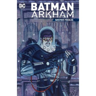 DC Comics Batman Arkham: Mister Freeze
