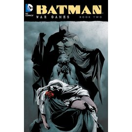 DC Comics BATMAN: WAR GAMES Vol 2