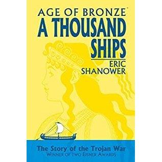 Image Comics Age of Bronze: A Thousand Ships