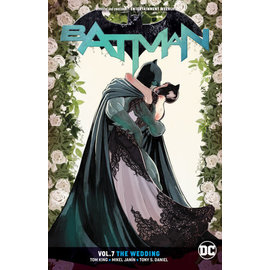 DC Comics BATMAN VOL 7: THE WEDDING