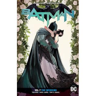 DC Comics BATMAN VOL 7: THE WEDDING