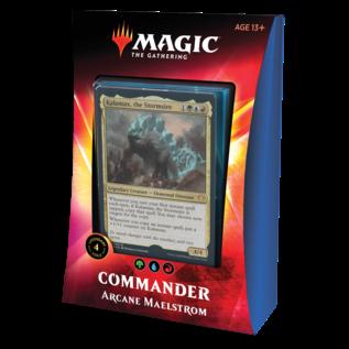 Wizards of the Coast Commander 2020: Arcane Maelstrom