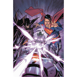 DC Comics Batman Superman #09