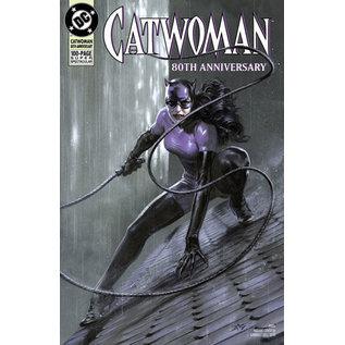 DC Comics CATWOMAN 80TH ANNIVERSARY 1990S GABRIELLE DELL OTTO VARIANT