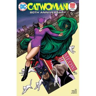 DC Comics CATWOMAN 80TH ANNIVERSARY 1970S FRANK CHO VARIANT