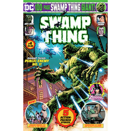 DC Comics SWAMP THING GIANT #4