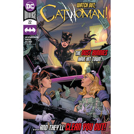 DC Comics CAT WOMAN #22