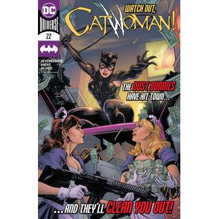 DC Comics CAT WOMAN #22