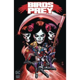 DC Comics BIRDS OF PREY #01