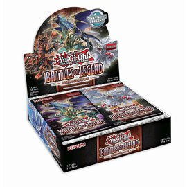 Konami Battles of Legend: Armageddon Booster Box