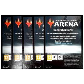 MTG Arena Code - Throne of Eldraine 5pk