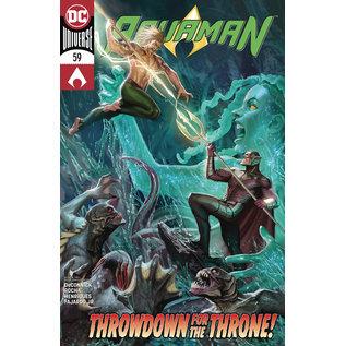 DC Comics Aquaman #59